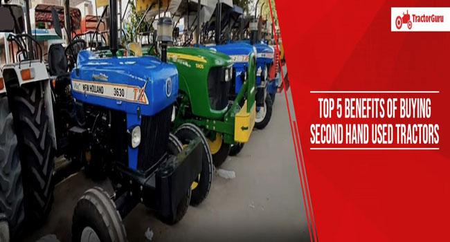 5 Manfaat Utama Membeli Traktor Bekas