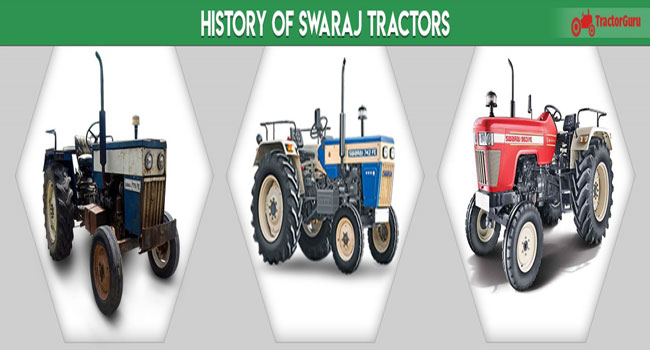 Sejarah Traktor Swaraj Yang Sangat Terkenal